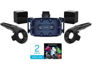 HTC VIVE Pro Virtual Reality Headset - Kit