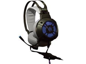 Velocilinx Boudica USB 2.0 Connector Circumaural Surround Sound Gaming Headset