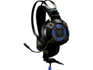 Velocilinx Brennus USB 2.0 Connector Circumaural Surround Sound Gaming Headset