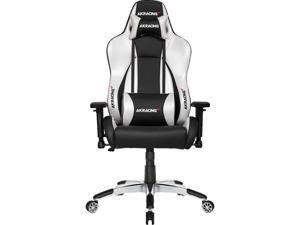 AKRacing Masters Series Premium Gaming Chair - Silver (AK-PREMIUM-SV)
