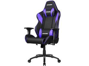 AKRacing Core Series LX Plus Pleather Gaming Chair, 3D Arms, 180 Degrees Recline - Indigo (AK-LXPLUS-IN)