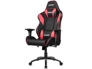 AKRacing Core Series LX Plus Pleather Gaming Chair, 3D Arms, 180 Degrees Recline - Red (AK-LXPLUS-RD)
