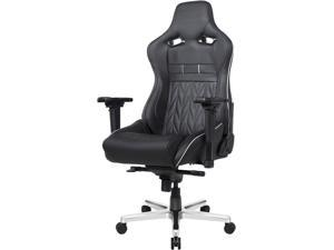 AKRACING AK-PRO-DL Masters Series Pro Deluxe Gaming Chair, Black