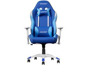 AKRacing California PU Leather Gaming Chair, 3D Adjustable Armrests, 180 Degrees Recline - Tahoe (AK-CALIFORNIA-TAHOE)