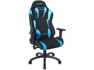 AKRACING AK-EX-SE-BL Core Series EX SE Gaming Chair, Blue, Fabric, 3D Adjustable Armrests, 180-degree Recline