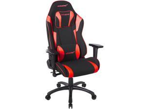 AKRACING AK-EX-SE-RD Core Series EX SE Gaming Chair, Red, Fabric, 3D Adjustable Armrests, 180-degree Recline