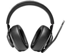 JBL QUANTUM 400 3.5mm/ USB Connector Circumaural Gaming Headset, Black
