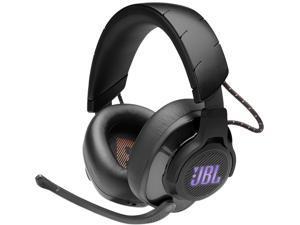 JBL QUANTUM 600 USB Connector Circumaural Gaming Headset, Black