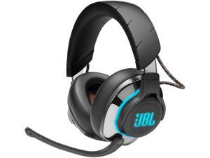 JBL QUANTUM 800 Circumaural Gaming Headset, 2.4 GHz + Bluetooth, Black