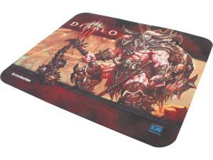 SteelSeries 67222 QcK Diablo III Gaming Mouse Pad - Barbarian Edition