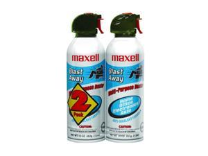 Maxell 190026 CA-4 Blast Away Multi Purpose Duster - 2 Pack