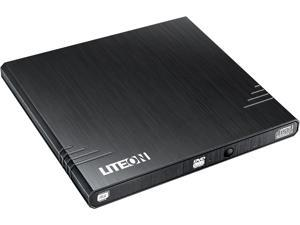Lite-On EBAU108 External DVD-Writer - Black