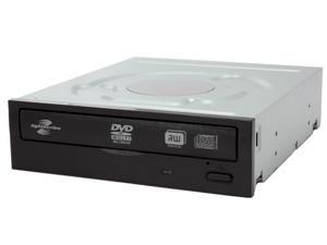 LITE-ON 22X DVD Burner with LightScribe Black SATA Model iHAS222-06 LightScribe Support