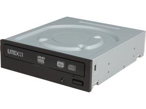 LITE-ON 24X DVD Writer Internal SATA Model ihas324-07