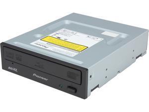 Pioneer Internal Blu-ray Burner, Black, Supports BDXL media, SATA - BDR-2209