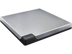 Pioneer USB 3.0 Slim Portable BD/DVD/CD Burner Model BDR-XD07S