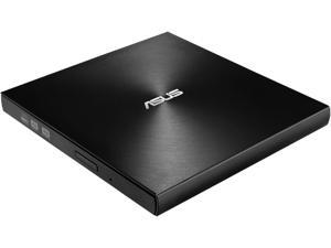 ASUS ZenDrive Ultra-slim External DVD Re-writer MacOS Compatible Model SDRW-08U7M-U/BLK/G/AS