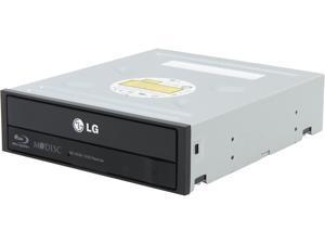 LG Black Blu-ray Disc Drive SATA Model UH12NS30