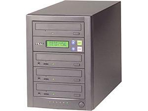 Teac 3 Target Standalone SATA CD/DVD Duplicator Recorder Tower Drive Copier DVW/D13A/Kit/HD