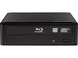 BUFFALO MediaStation 16x External BDXL Blu-Ray Writer - BRXL-16U3