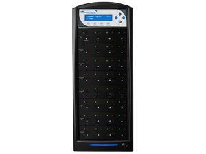 VINPOWER 1 to 31 128M Buffer Memory SDShark SD & MicroSD Duplicator Model SDShark-31T-BK