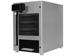 VINPOWER 1 to 3 THE CUBE DVD CD Duplicator Tower with 320GB Hard Drive Model CUB60-S3T