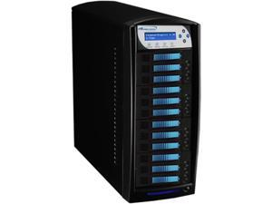 HDDShark 11 Target Standalone HDD SSD Data Solid State Hard Drive Duplicator
