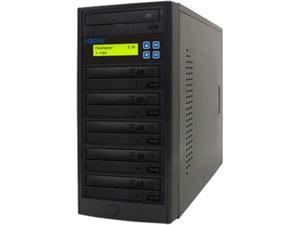 VinPower PlexCopier 1 to 5 Blu-ray / BDXL / DVD / CD Duplicator Copier Model PLEX-S5T-BD-BK