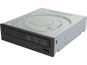 Optiarc High Speed DVD RW Drive with DVD+R DL OverBurn to 8.7 GB Black SATA Model AD-5290S-PLUS
