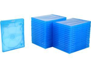 Verbatim 98603 Blu Ray Cases Bulk (30pk)