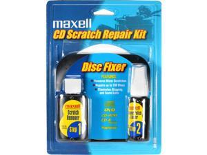 maxell 190041 CD/CD-ROM Scratch Repair Kit