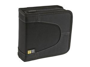 Case Logic CDW-32 BLACK 32 Capacity CD Wallet
