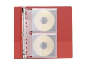 Fellowes 95304 CD Binder Sheet - 10 Packs