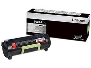 Lexmark 50F0XA0 Extra High Yield Toner Cartridge - Black