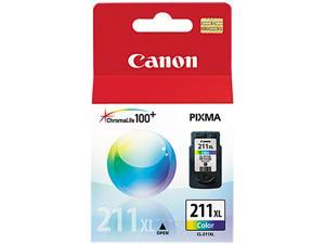 Canon CL-211 XL High Yield Ink Cartridge - Color
