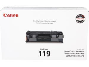 Canon 119 Toner Cartridge - Black