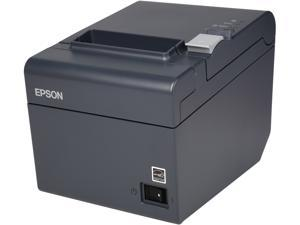 Epson TM-T20II Single-station Thermal Receipt Printer, USB, Serial, Dark Gray - C31CD52062