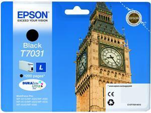 EPSON C13T70314010 Ink Cartridge Black