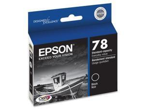 EPSON 78 (T078120) Ink Cartridge For Epson Stylus Photo RX580, R260, R380 Black