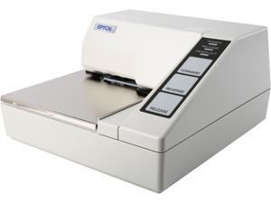 Epson TM-U295 Dot Matrix Slip Printer - Cool White C31C163272