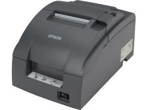 Epson TM-U220B Receipt/Kitchen Impact Printer with Auto Cutter - Dark Gray C31C514653