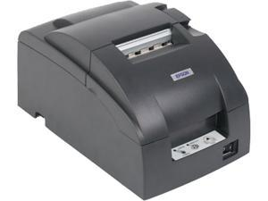 Epson TM-U220B Receipt/Kitchen Impact Printer with Auto Cutter - Dark Gray C31C517653