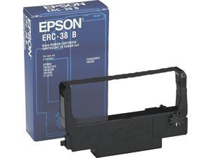 EPSON ERC-38B Ribbon Cartridge Black