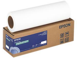 """Epson S041725 Premium Matte Paper 17"""" x 100 ft - 1 / Roll - White"""