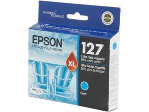 EPSON 127 (T127220) High Capacity Ink Cartridge Cyan