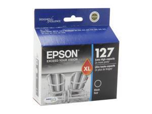 EPSON 127 (T127120) Extra High-Capacity Ink Cartridge Black