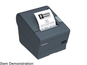 Epson TM-T88V POS Thermal Receipt Printer - Dark Gray C31CA85A8690