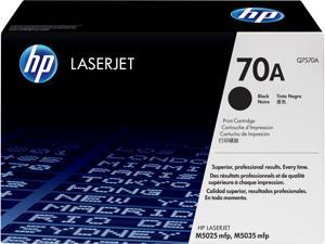 HP 70A LaserJet Toner Cartridge - Black