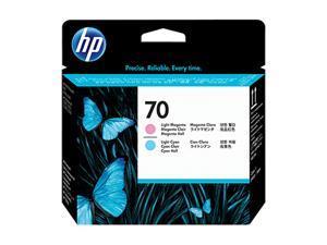 HP 70 (C9405A) 70 Printhead Light Magenta and Light Cyan