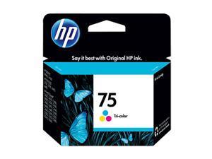 HP 75 Ink Cartridge - Cyan/Magenta/Yellow